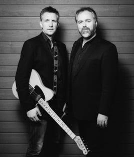 DOUBLE TROUBLE – en musikalsk meget sterk duo