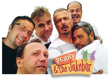 PERRY & THE JUKEBOX – et show- og partyband.