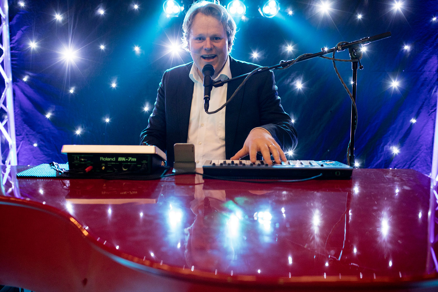 ROBERT WALMANN – entertainer for alle!