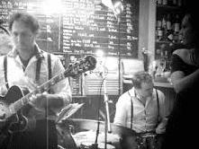CARMEN & the SUSPENDERS – jazzer humøret opp!