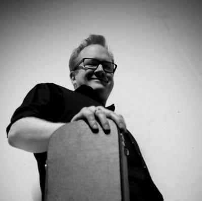 MORTEN NORDAHL – fjellstø og dyktig musiker.