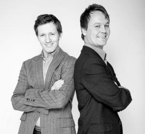 Hans-Petter Moen & Kim Wifladt