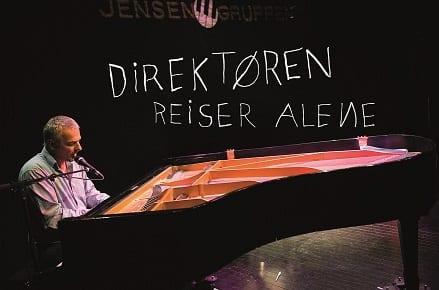 Direktør Jensen – musikalsk humor som engasjerer publikum med
