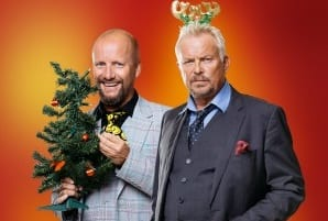 Alle tiders Julebord – en ellevill juleforestilling