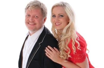 Sensommershow med Maria Mohn og Henning Stranden