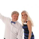 Henning Stranden & Maria Mohn til Temposeminaret