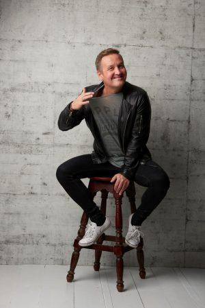 Thomas Leikvoll – en komiker som fenger de fleste.
