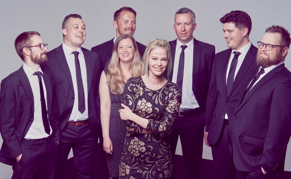 Eva Iselinn & The Suits – sterk vokalist og helstøpt band