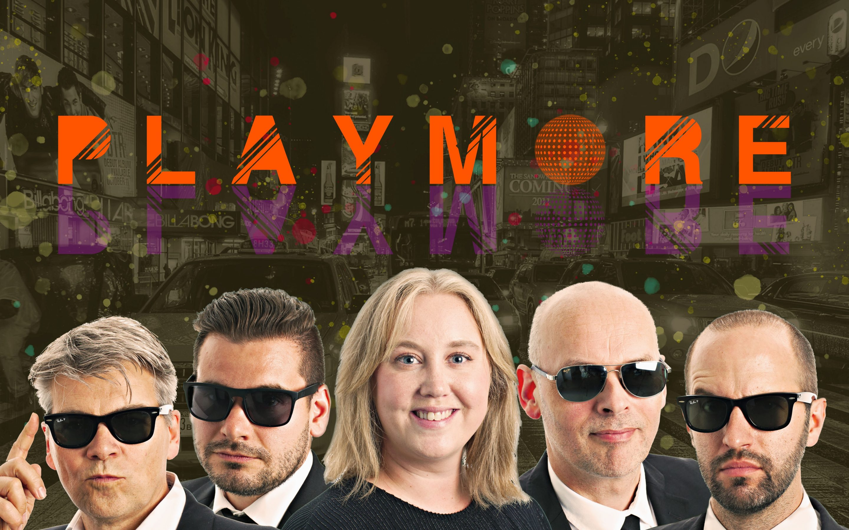 Playmore – det groover, det ER party