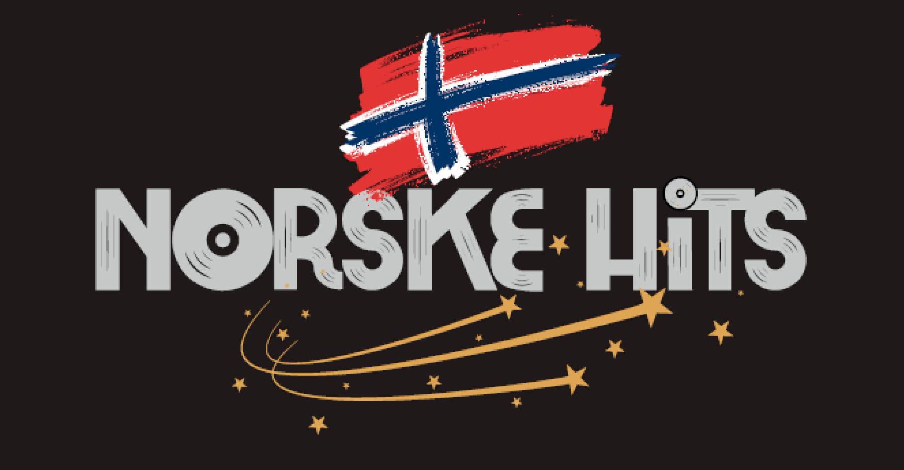 NORSKE HITS – med alle låtene vi elsker å høre igjen og igjen og igjen