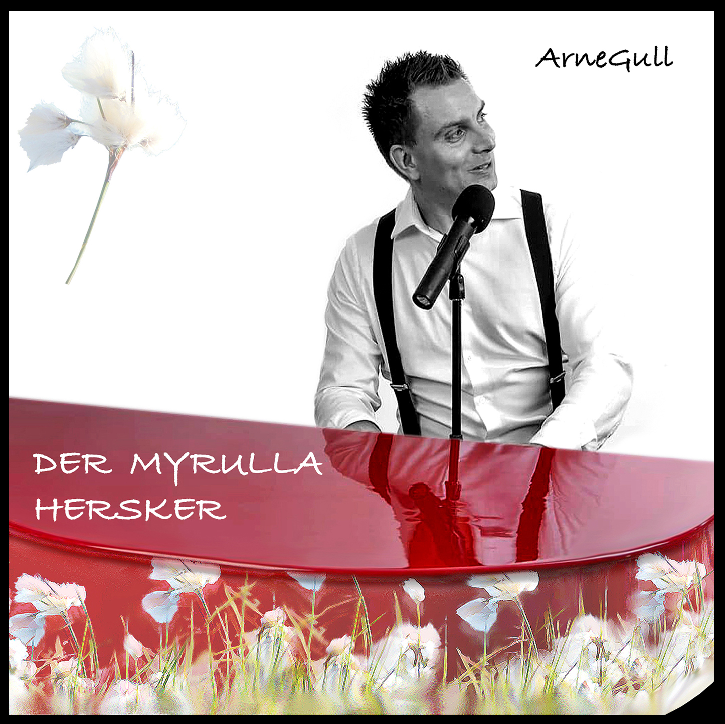ArneGull gir ut egen låt!