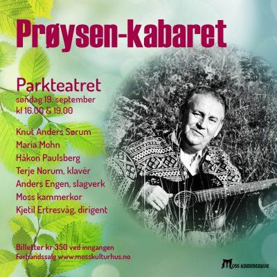 Maria Mohn og Knut Anders Sørum solister med Moss Kammerkor